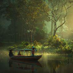 Silence ....by Rarindra Prakarsa