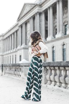 Palazzo_Trousers-Maje_Knitwear-Scarf-Proenza_Schouler-Outfit-Street_Style-9