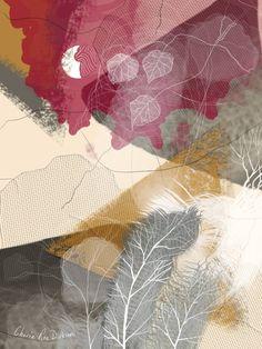 Lunar Influences New Media by Cherie Roe Dirksen | Saatchi Art New Africa, Abstract Styles, Art Portfolio, New Media, New Art, Saatchi Art, Contemporary Art, My Arts, Drawings