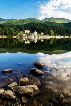 Lago Arvo Sila Calabria   #TuscanyAgriturismoGiratola