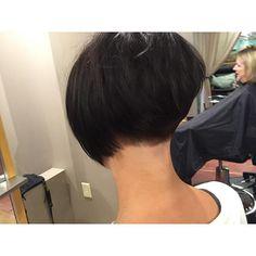 go shorter — Precision. ✂️ #HairbyJenNorris
