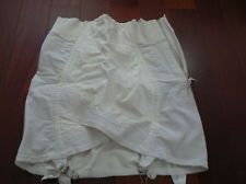 Vintage Womens Girdle Corset size 28 Sarong