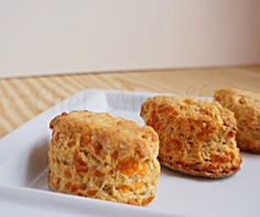 Chef Mireille's East West Realm: Cheddar Biscuits