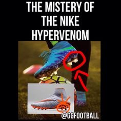 The mistery of the Hypervenom