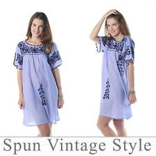 cb885b4054 Items in Spun vintage style store on eBay! Embroidered DressesBeach PartyBoho  DressMexicanParty ...