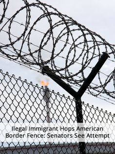 Senators see Illegal Immigrant hop the border! http://www.momprepares.com/2013/03/29/ilegal-immigrant-hops-american-border-fence-senators-see-attempt/15773
