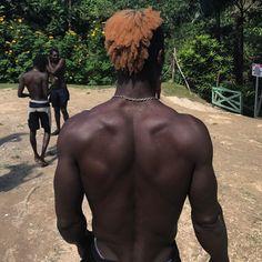 """queensmelanin: """"Moodboard: Sweet Brown x Melanin """" Cute Black Guys, Handsome Black Men, My Black Is Beautiful, Beautiful Men, Black Man, Black Boys, Dark Skin Men, Brown Skin, Poses"""