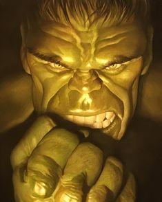 Alex Ross #hulk