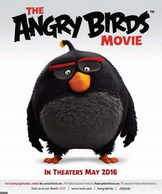 Angry birds !!! The movie