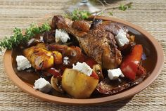 Παϊδάκια κοτόπουλου με μπουγιουρντί-featured_image Food Categories, Greek Recipes, Healthy Alternatives, Pot Roast, Food Photo, Chicken Recipes, Food And Drink, Pork, Beef