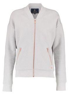 Sweatshirt - pebbel grey