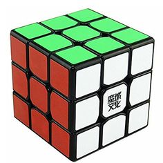 Jakes currently favorite: D-FantiX Moyu Tanglong Speed Cube 3x3 Smooth Magic Cube 57mm Black D-FantiX http://www.amazon.com/dp/B0165E9K50/ref=cm_sw_r_pi_dp_m6y9wb1FPK2DM