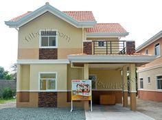 Model houses design in philippines