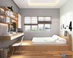 Small room design – Home Decor Interior Designs