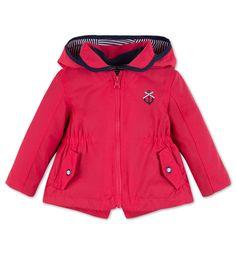Sklep internetowy C&A | Kurtka niemowlęca 3w1 z kapturem, kolor:  czerwony | Dobra jakość w niskiej cenie