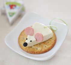 Receta de quesitos / Recipes with Laughing Cow-style cheese triangles
