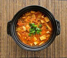 Nish Bakes: Kimchi Jjigae