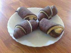 Desať receptov na plnené rožteky - Žena SME Oreo Cupcakes, Nutella, Sausage, Food And Drink, Meat, Sausages, Chinese Sausage