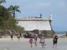 Fortaleza da Barra Ilha do Mel