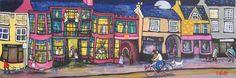 Rhosmaen Street by Helen Elliott