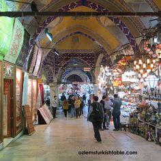 Grand Bazaar - Kapali Carsi, Istanbul