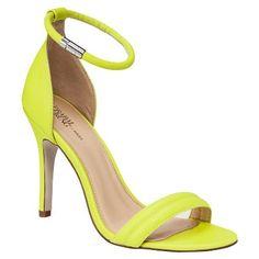 Target : Women's Prabal Gurung for Target® Ankle-Strap Pump - Sulfur Spring :