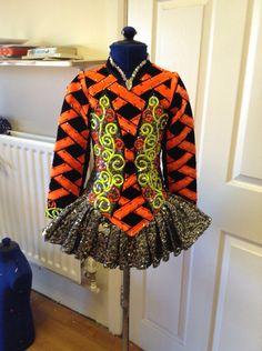 Taylor Irish Dance Solo Dress Costume