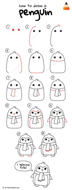 Penguin - step-by-step tutorial