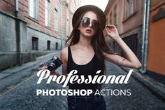 Professional Photoshop Actions by Willa_Willa