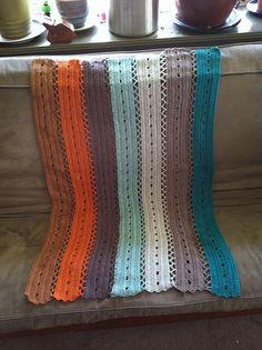 Ravelry: pookhabaer's Baby blanket 1