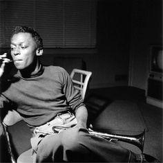 Miles Davis #Jazz 1950s