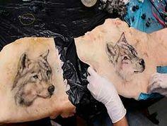 Curso Tatuador: Tatuaje piel de cerdo