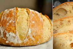 Домашний хлеб без замеса: рецепт прост как раз, два, три! Пышный, душистый, с хрустящей корочкой… – БУДЬ В ТЕМЕ
