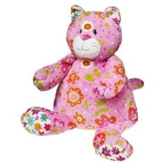 """Mary Meyer Print Pizzazz, Pinky Cat, 12"""" $13.93"""