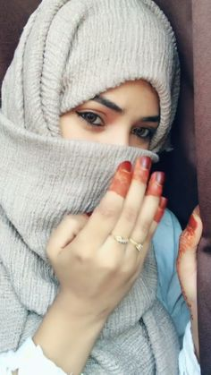 Different Types of Hijabi Girl Photography Ideas : Hijabi Girl Photography - The different types of Hijabi Girl Photography that you can get are coming out soon and they will all provide more revealing. Niqab Eyes, Hijab Niqab, Mode Hijab, Muslim Hijab, Anime Muslim, Beautiful Muslim Women, Beautiful Girl Image, Beautiful Hijab, Beautiful Eyes