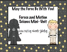Teaching Science is my passion and I love to teach it with a hands-on approach. This Force and Motion mini-unit would be the perfect addition to y...