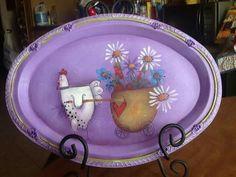 repurpose silverplate trays