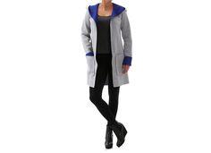 #niezchinzpasji Edith S-  dzianinowy płaszczyk od Freeshion w FreeshionOutlet na DaWanda.com