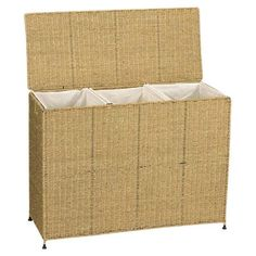 Shop for laundry sorter hamper at Bed Bath & Beyond. Buy top selling products like neatfreak™ Triple Sorter with Ironing Board and Household Essentials® Rolling Quad Laundry Sorter. Shop now! Decor, Furniture, Laundry Storage, Home Organization, Laundry Sorter, Laundry Hamper, Household Essentials, Laundry, Storage