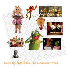 Jamberry nail wrap Jamberry game Facebook Game Guess the Movie Pick a Jamberry Wrap for the movie Pick a Jam for the movie  THE MUPPETS