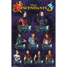 Descendants 3 Wall Poster. ❤ Descendants 3 Wall Poster. ❤ #descendants3 Descendants 3 Wall Poster. ❤ Descendants 3 Wall Poster. ❤ #castofdescendants Descendants 3 Wall Poster. ❤ Descendants 3 Wall Poster. ❤ #descendants3 Descendants 3 Wall Poster. ❤ Descendants 3 Wall Poster. ❤ Disney Descendants Characters, Disney Channel Descendants, Descendants Cast, Disney Princesses, Dove Cameron, Seoul, Poster Wall, Poster Prints, Art Prints
