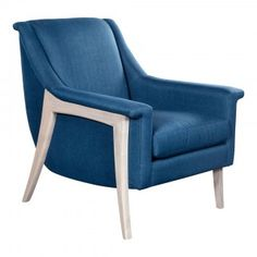 MUSE CHAIR BLUE