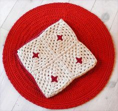 Granny's  Afghan Blanket-Cotton