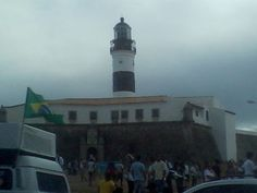 Salvador - Bahia - Lighthouse - 07 de setembro de 2012