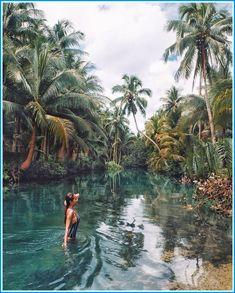 blaue Lagune - derBilder - Flight, Travel Destinations and Travel Ideas Wanderlust Travel, Bali Travel, Places To Travel, Travel Destinations, Places To Visit, Travel Pics, Holiday Destinations, Siargao Island, Destination Voyage