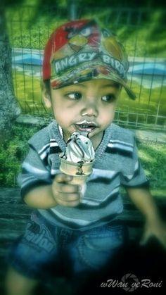 ,y child, Reyno Veroni Purwanto....