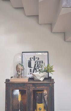 Interior Design – Dining Area -Yellow - Kitchen appliance -