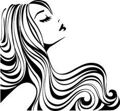 Hair Salon Decal / Hair Stylist/ Hair Studio Decals by Adsforyou, $7.45