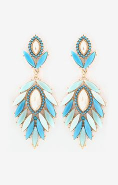 Tesia Chandelier Earrings I actually already have these , but I love them !