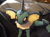 2000 Free Amigurumi Patterns: Vaporeon Pokemon Crochet Pattern
